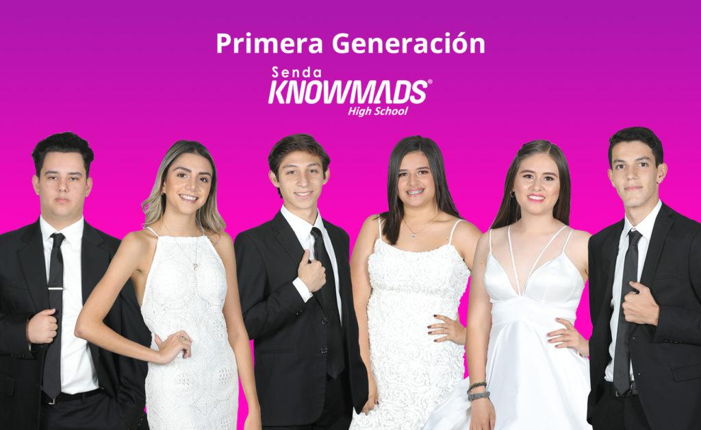 Primera Generación de Senda Knowmads High School