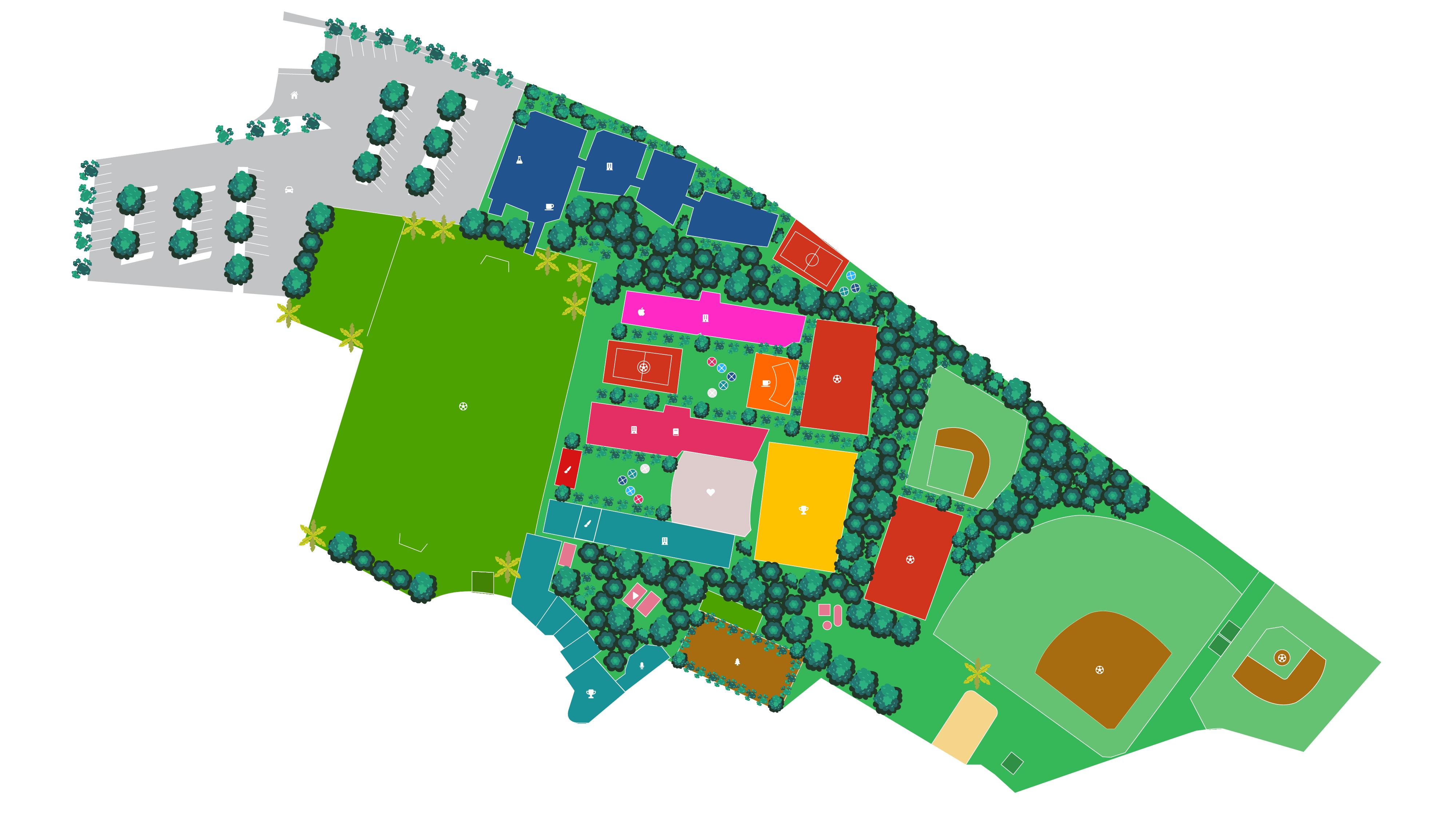 Mapa Interactivo Croquis Senda